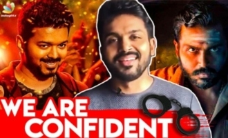 We Will Challenge 'Bigil' - Kaithi actor Naren interview