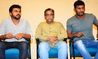 Nassar vishal and Karthi once again contest in Nadigar Sangam election