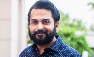 Is Karthi teaming with this writer next?