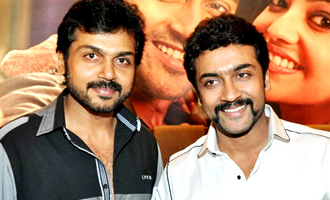 Karthi-Suriya Childhood Revisted