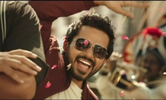 Karthi rewrites epic history in mass loaded 'Sulthan' teaser