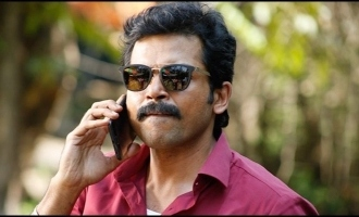 Karthi's timely donation to Nature lover Maram Karunanidhi