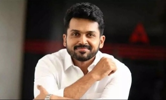 Karthi achieves tough childhood dream and shares adorable pic