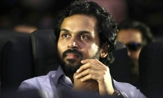 Karthi salutes officials for bringing Erode to Green zone!