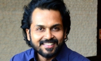 Karthi coming up with a summer special!
