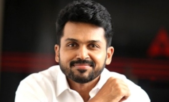 Karthi says Nadigar Sangam election unnecessary!