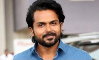 WOW! Karthi saves ten thousand acres of farmland to benefit ten villages