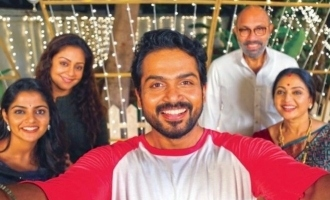 Inspiration behind Karthi's next revealed!