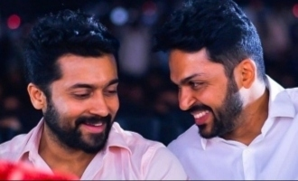 Suriya and Karthi reunite for super hit sequel?