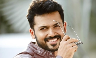 Karthi to play dual roles in this hit director's next?