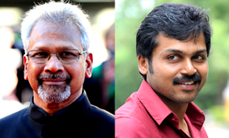 Official details of Thenandal Films Association with Mani Ratnam