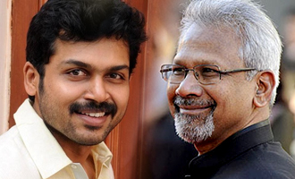 Mani Ratnam's next with Karthi to have a striking 'Roja' connect