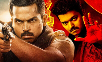 Karthi to clash with Vijay after six years