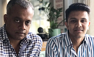 Wow! Gautham teams up with Karthick Naren