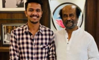 Karthick Naren share his experience to meet Rajini
