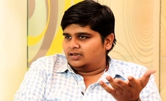 Writer Ajayan Bala complained that his short film stolen by Karthck Subburaj