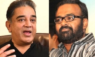 Kamal Haasan trolled by director!