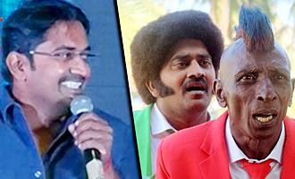 Affair With Motta Rajendran : Karunakaran Funny Speech