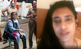 Kasthuri reacts to Vanitha's police complaint against her and Surya Devi arrest