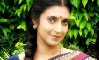 சம்பள விவகாரம்: விஜய் டிவியின் விளக்கத்திற்கு கஸ்தூரி பதில்