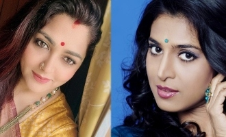 Kushboo and Kasturi tweet about 100 percent occupies of theater