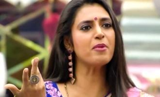 சிலருக்கு கோவில் பிரவேசம் மறுக்கப்படவேண்டும்: கஸ்தூரி அதிரடி