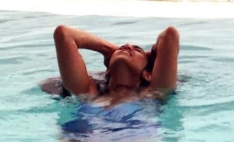 Kasthuri's stunning throwback bikini photo turns viral!