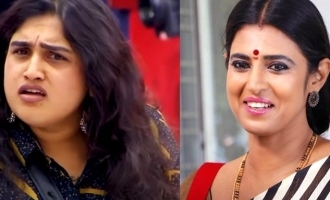Vanitha and Kasthuri's heated argument with insensitive words on Twitter!