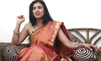 பஞ்சபாண்டவிகளுக்கு மத்தியில் பாலாஜி: கஸ்தூரியின் டுவீட்டுக்கு நெட்டிசன்கள் விளாசல்