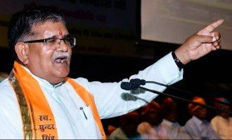 BJP leader makes controversial statement against the Muslim community