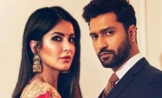 Vicky Kaushal and Katrina Kaif to ring the wedding bells soon?