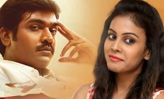 Vijay Sethupathi's intimate scene with Chandini