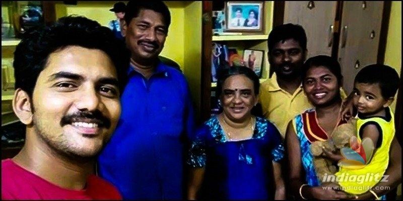 Bigg Boss 3 Kavins family photo goes viral