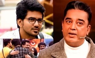 Kamal praises Losliya's father