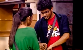 Losliya's final attempt to stop Kavin's evicition from 'Bigg Boss 3'
