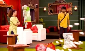 Bigg Boss 3 - Sherin gets angered by Kavin!