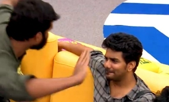 Shocking: Kavin gets slapped in Bigg Boss 3!