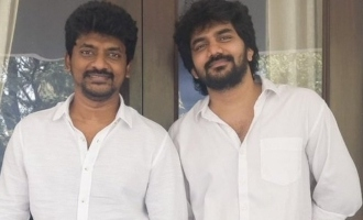 Ready to give my life for you - Kavin's emotional note to 'Thalapathy 65' director Nelson Dilipkumar
