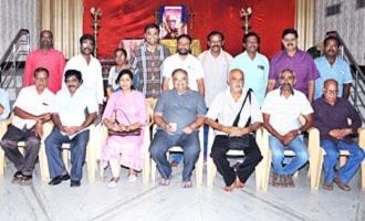 Celebrities at Iyakkunar Sigaram K.Balachander's 88th Birthday