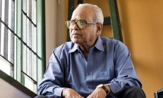 Director Shikaram K Balachandrans birthday