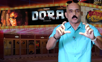Dora Tamil Movie Review - Kashayam with Bosskey
