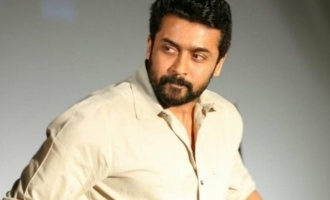 Suriya reveals his next character and storyline