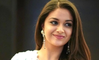 Do you know who is Keerthy Suresh's Quarantine partner?