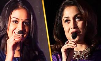 I had Teenage Crush on Suriya : Keerthi Suresh Speech