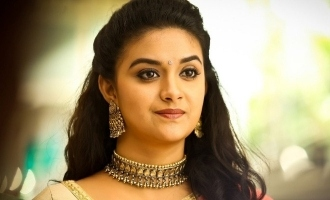 Keerthy Suresh's super cool dress choice for summer stuns fans