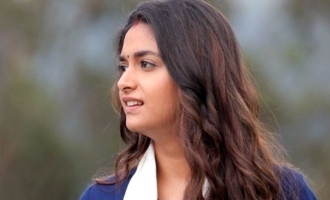 Keerthy Suresh's scary experience during Penguin shoot!