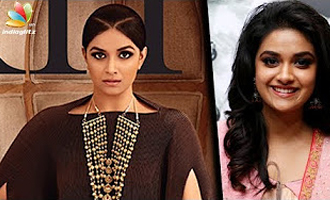 Look at the Stunning Changeover of Keerthi Suresh - New Photoshoot