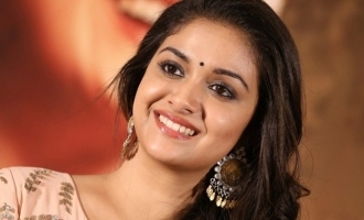 கீர்த்திசுரேஷ் நடிக்கவிருந்த படத்தில் தேசிய விருது பெற்ற நடிகை: பரபரப்பு தகவல்