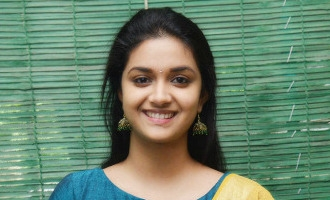 Keerthy Suresh clarifies about her image confusion