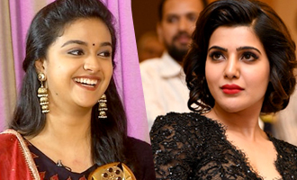 Keerthy Suresh in the point of view of Samantha